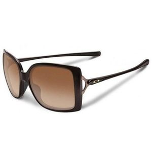 Oakley Square Style Brown Gradient Lens